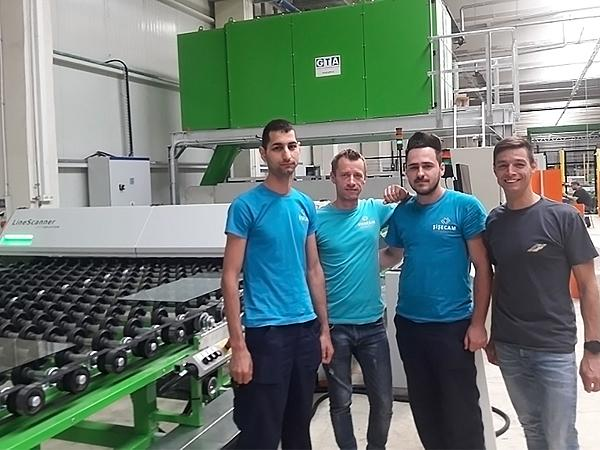 Sisecam Romania Glasscorp SA trusts in surface quality control by SOFTSOLUTION