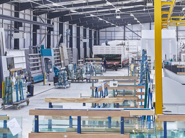 Specialist Glass Products increases production capacity by 80%