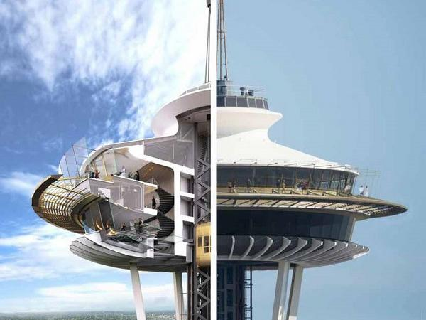 Space Needle experience completely revitalised thanks to advanced interlayer technology