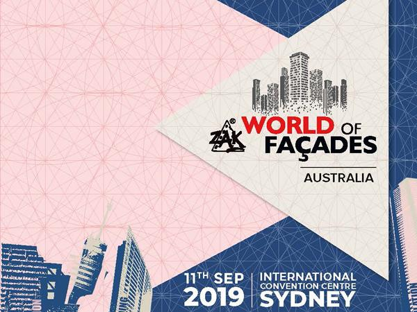 Xinyi Glass attended ZAK World of Facades in Sydney