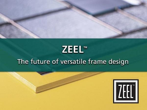 ODL, Inc  Introduces Improved Doorglass Frame Line, ZEEL