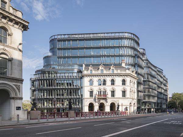 Guardian Glass Project: 60 Holborn Viaduct