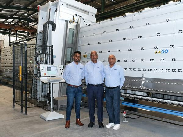 "Hitech Safety Glass: ""We enhance quality using Forel machinery"""