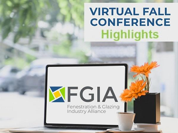 Speakers Share Expertise | FGIA Virtual Fall Conference Highlights