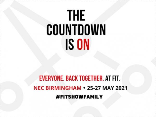 FIT Show 2021 - The countdown is on!