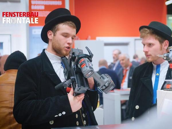 FENSTERBAU FRONTALE for craftspeople
