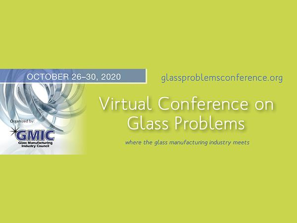Virtual Conference on Glass Problems