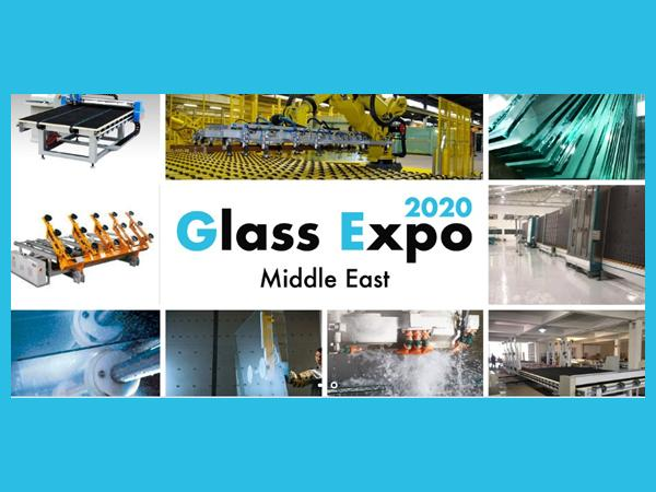 New Glass Expo Brand in the Middle East by 2020