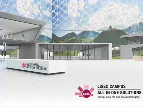 "The supporting program for the virtual LiSEC Campus ""all in one solutions"" is ready"