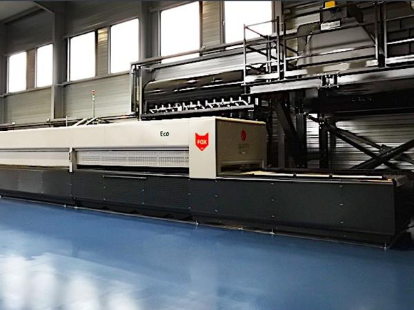"Glassdebourg about the new Mappi tempering furnace: ""We had to buy it first!"""