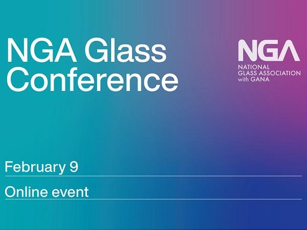 Registration Open for the NGA Glass Conference: February 2021