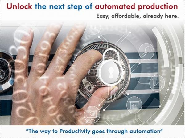 "Digital event ""The way to Productivity goes through automation"" 