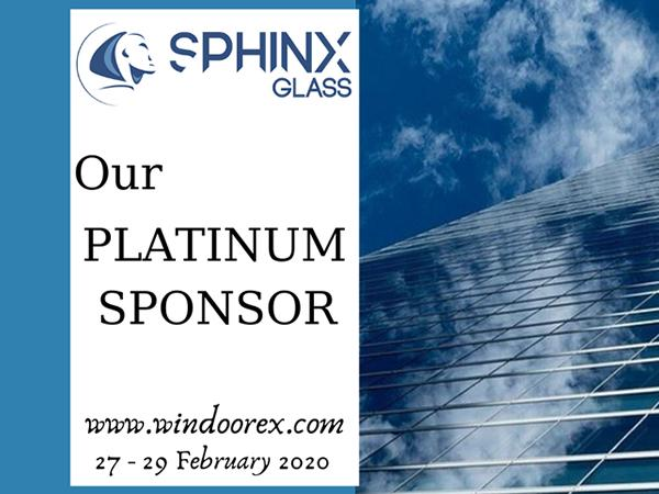 Getting ready to welcome windoorex 2020 visitors Sphinx glass platinum sponsor