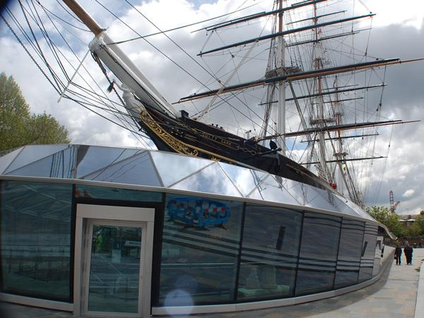 Guardian Glass Project: Cutty Sark