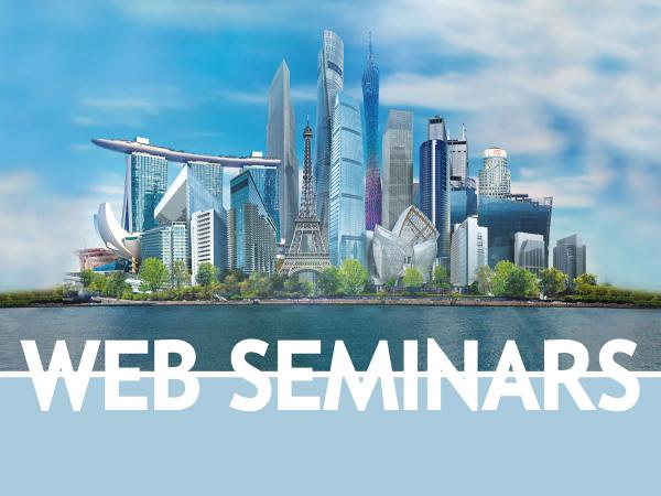 Trosifol shares pioneer role: Web Seminars for architects, planners and engineers