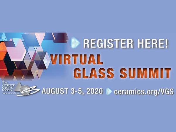 ACerS Virtual Glass Summit 2020