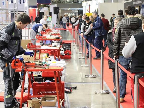 Future Skills Contest will be held at BATIMAT 2020