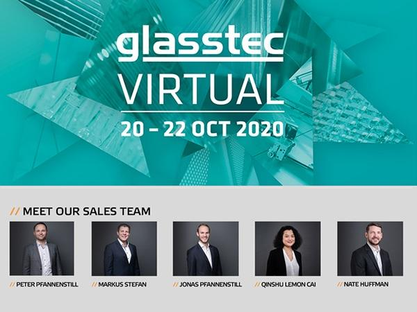 glasstec VIRTUAL - Meet SOFTSOLUTION online