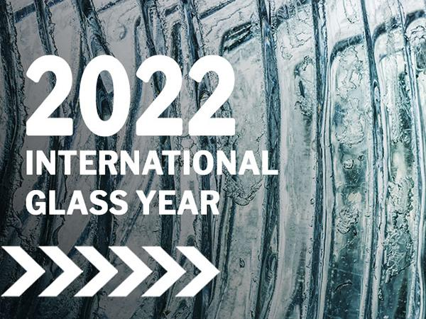 Schiatti supports International Year of glass