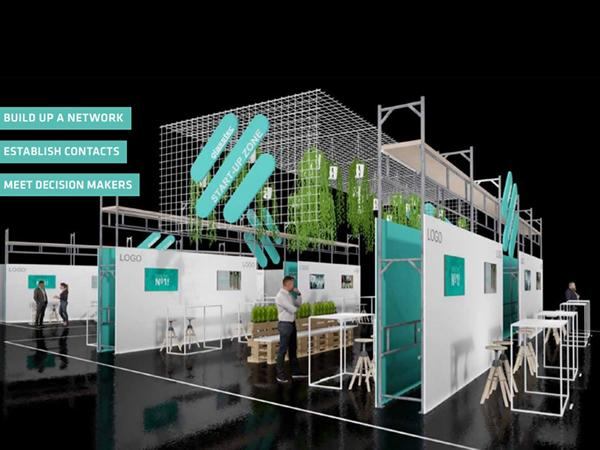 glasstec Start-up Zone 2020