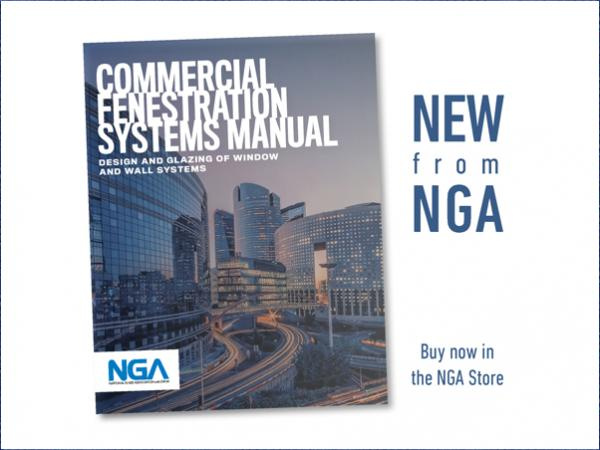 NGA Announces New Commercial Fenestration Systems Manual