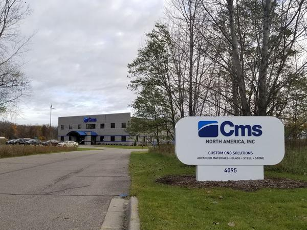 Cms North America and Diversified Machine Systems