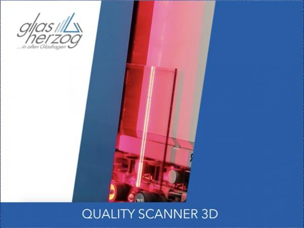 13 years of Quality Scanner 3D at Glas Herzog