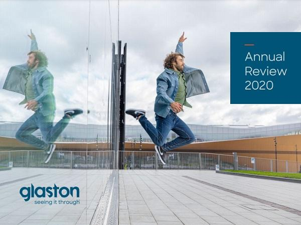 Glaston's Annual Review 2020 published