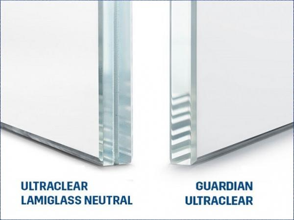 What if you could combine aesthetic and safety in low-iron glass applications?