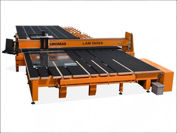 TUROMAS LAM 505SX - Laminated glass cutting table