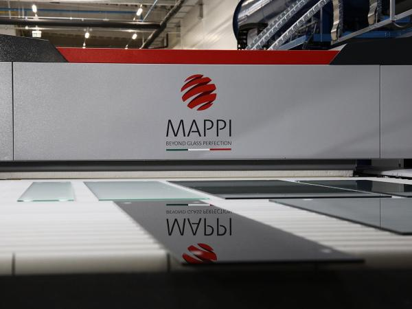 MaVetro, a new and strong partner for Mappi in the Portuguese glass industry