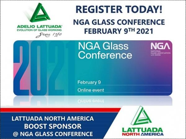 Lattuada North America will support the NGA Glass Conference as Boost Sponsor.