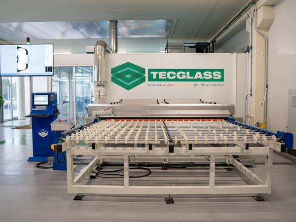 Tecglass showroom online demonstrations
