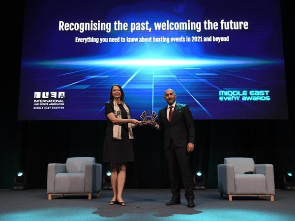 The Big 5 WINS wins 'Best Digital Event' at Middle East Event Awards for special 2020 edition