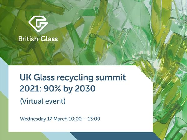 British Glass announces first annual UK Glass Recycling Summit