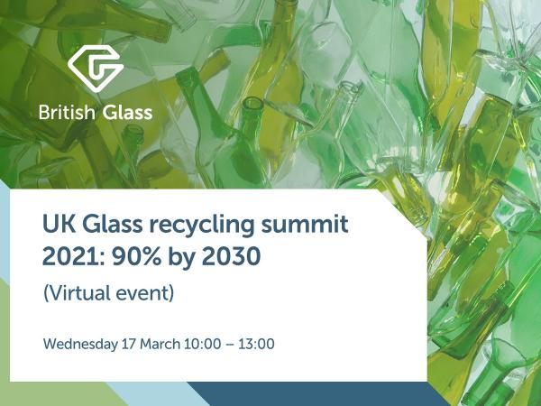Inaugural glass recycling summit addresses glass recycling aims