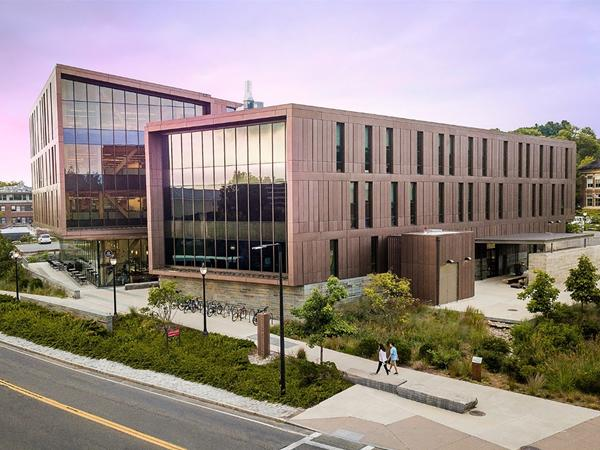 SOLARBAN® glasses enhance sustainable design of award-winning John W. Olver Design Building