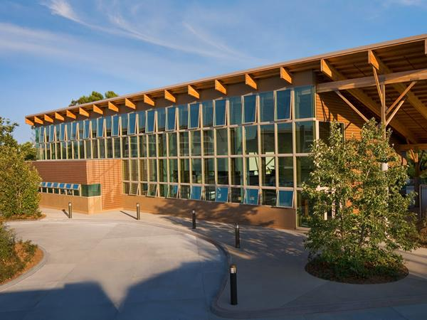 SOLARBAN 70 glass supports net-zero energy design of Newport Beach's Environmental Nature Center
