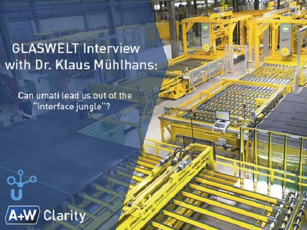 GLASWELT Interview with Dr. Klaus Mühlhans