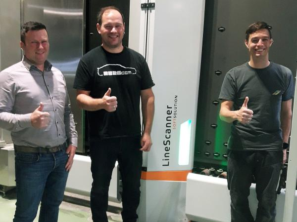 WAPRO Invests in New LineScanner Technology