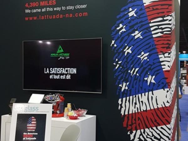 Lattuada north america company celebrates its 1st anniversary