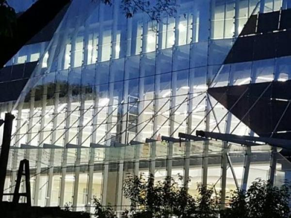 Cummins Technology Center in India: World's largest faceted